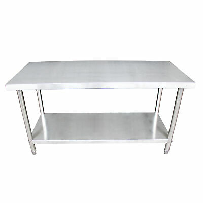 Hfsr Stainless Steel Working Table 60x24x32in