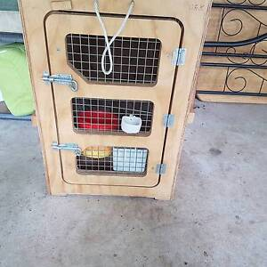 Wooden Dog crate.air travel Darwin CBD Darwin City Preview