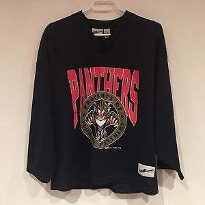 1993 Ravens Athletic Florida Panthers Practice Jersey