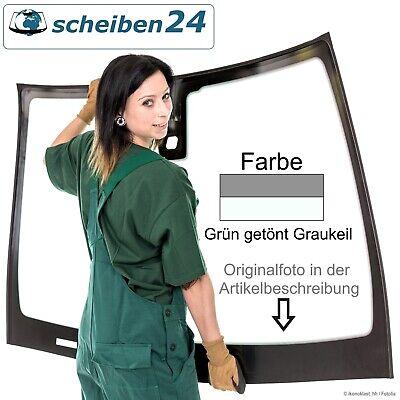 Windschutzscheibe Frontscheibe für Mercedes CLK W208 97-02 Grün Graukeil SEN-SF