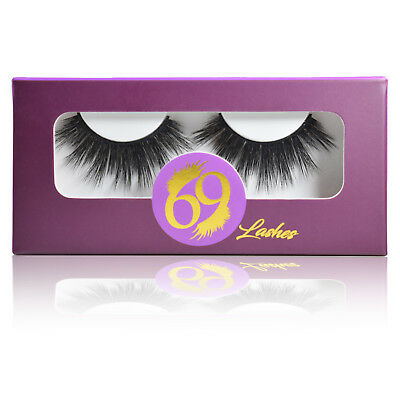 TOP SELLING 3D Faux Mink Eyelashes - DOGGY-STYLE - 69Lashes
