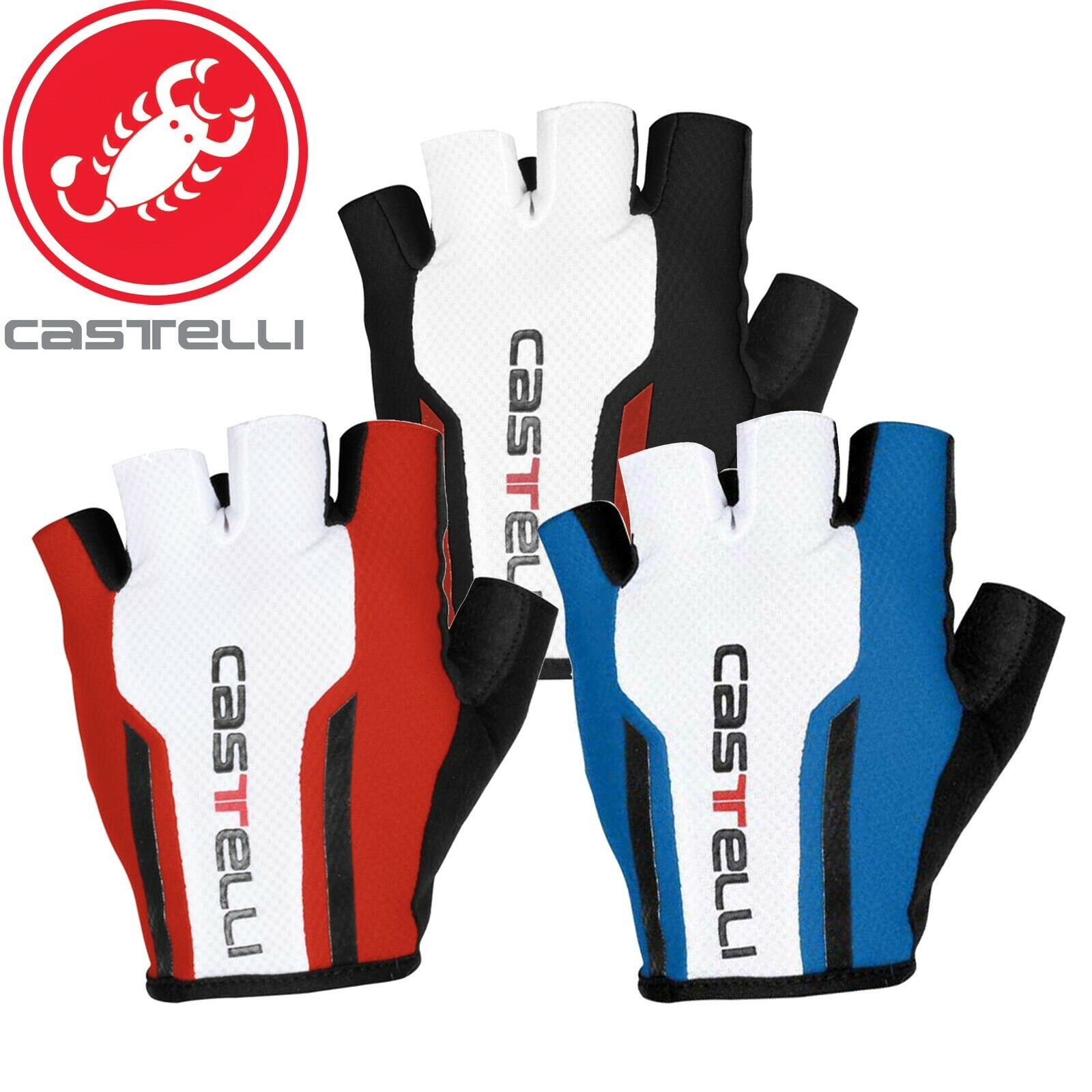 Unisex Cycling Gloves Bicycle Motorcycle Sport Half Finger Gloves S XL Size  FZ