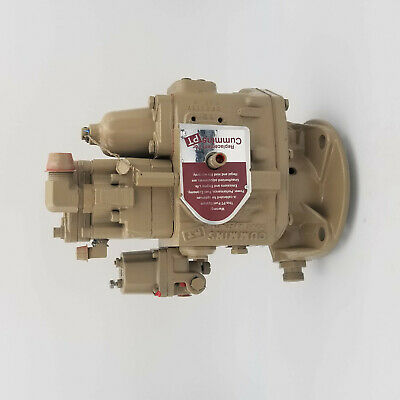 Cummins AFC PT Injection Pump Rebuild Service