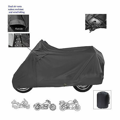 Yamaha Zuma Vino Deluxe Motorcycle Scooter Bike All Weather Storage Cover