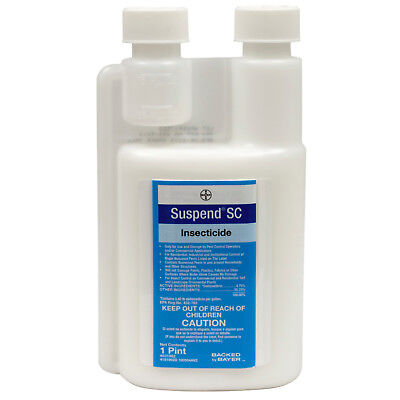 (Bayer Suspend SC Insecticide Bed Bug Roach Ant Spider Spray Makes 22- 64 Gals )