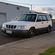 Subaru Forester 2001 Unregistered Parts Only Burnie Burnie Area Preview