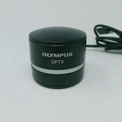 Olympus Microscope Camera Dp73 With Cable