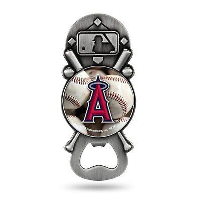 Los Angeles Angels Anaheim Party Starter Magnetic Pewter Bottle Opener Baseball