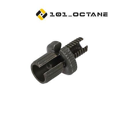 Stellschraube Einstellschraube Bowdenzug Kupplungs- oder Bremszug M8 Schwarz