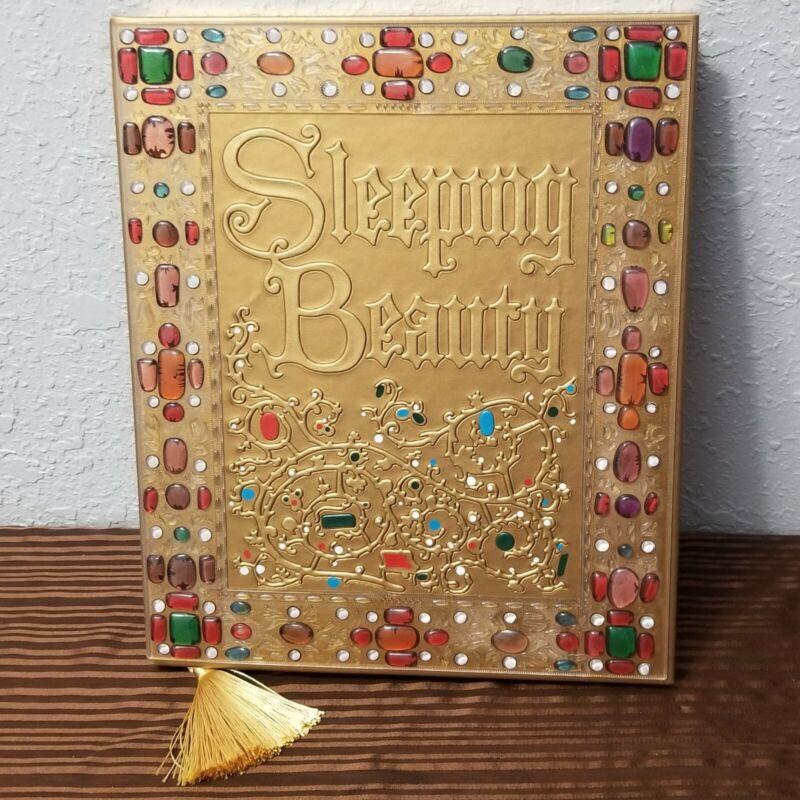 NEW Disney Sleeping Beauty StoryBook Replica Journal Notebook Princess Aurora