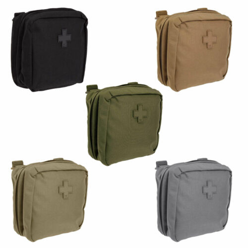 5.11 Tactical 6 x 6 Medical Pouch Bag Nylon MOLLE, Mesh Pock