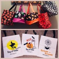 Personalized Halloween bags!!!