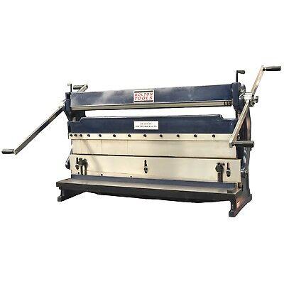Bolton Tools 40 Combo 3 In 1 Sheet Metal Machine Shear Brake And Roll Sbr4020