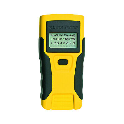 Klein Tools LAN Scout Jr. Network Tester/Continuity Tester VDV526-052 Brand New
