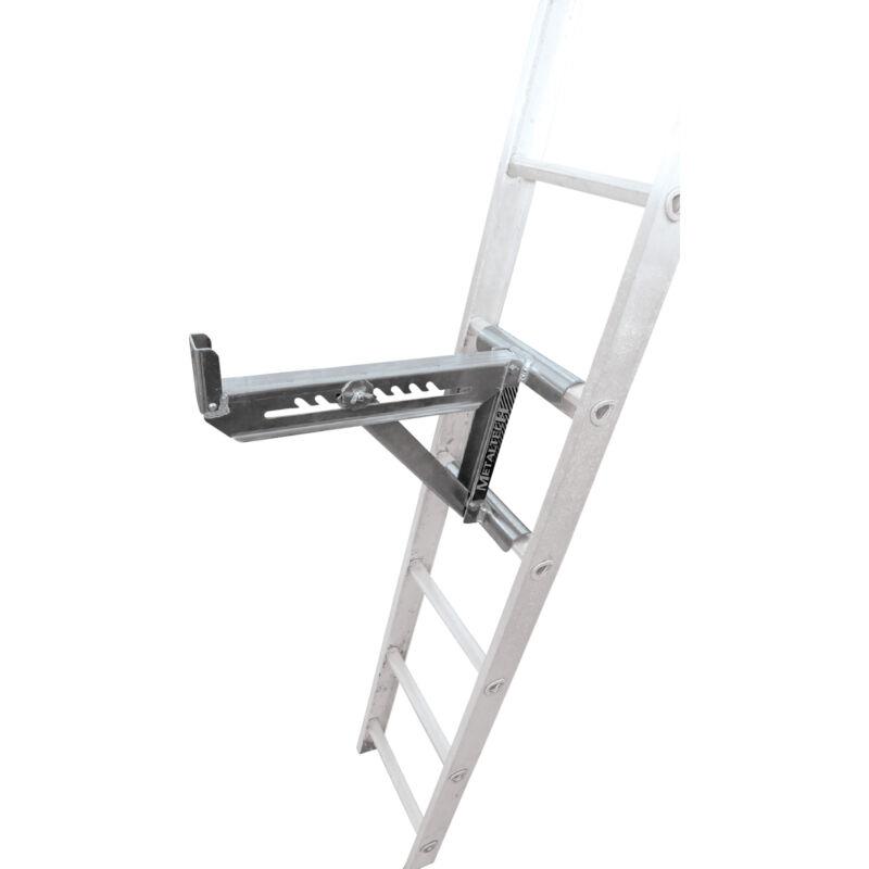 Metaltech 2-Rung Ladder Jack - 2-Pack, Model# E-LJ20P