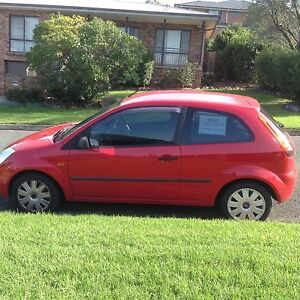 2004 Ford Fiesta Hatchback Wollongong Wollongong Area Preview