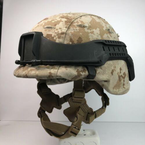 Boltless Helmet Rail NVG Mount System Fits USMC ARMY LWH MICH ACH ECH PASGT Etc.
