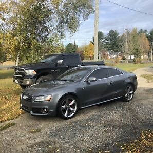 2012 A5 2.0 sline coupe stage 2