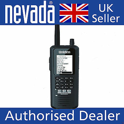 Bearcat UBC-D3600XLT NEW wideband Digital/Analogue handheld scanner