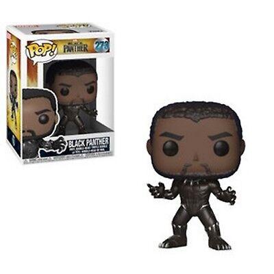 Pop! Marvel #273 Black Panther Vinyl bobble-head figure