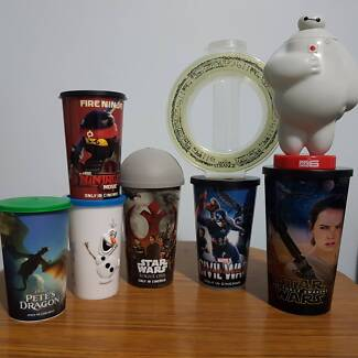 Assorted Movie Novelty Cups
