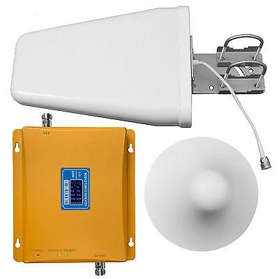 GSM / UMTS 3G DUO Verstärker Repeater Booster Komplett Set mit Antenne Antennen
