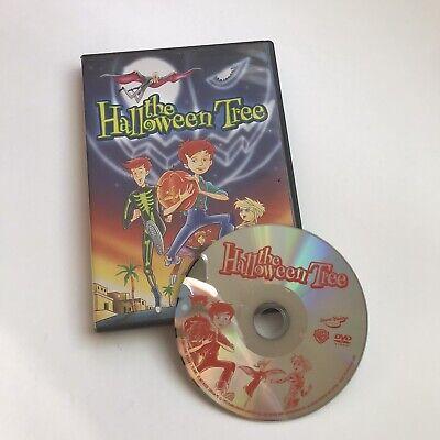 The Halloween Tree DVD Mario Piluso(DIR) 1993