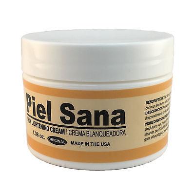 Piel Sana Skin Lightening Cream 1.38oz Made In U.S.A