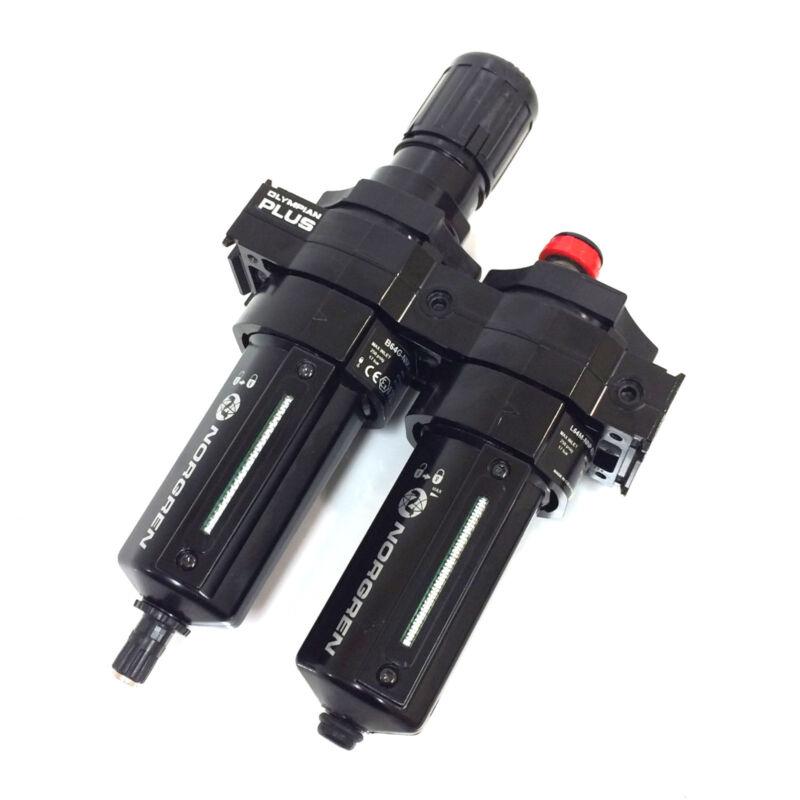 Filter Regulator Lubricator Norgren C73A-3AK-AD3-RMG-QDN C73A3AKAD3RMGQDN