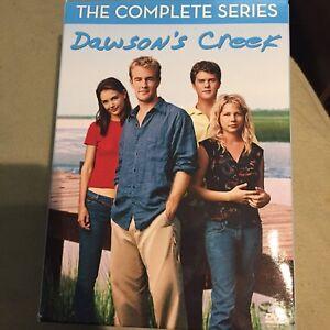 Serie complete en anglais