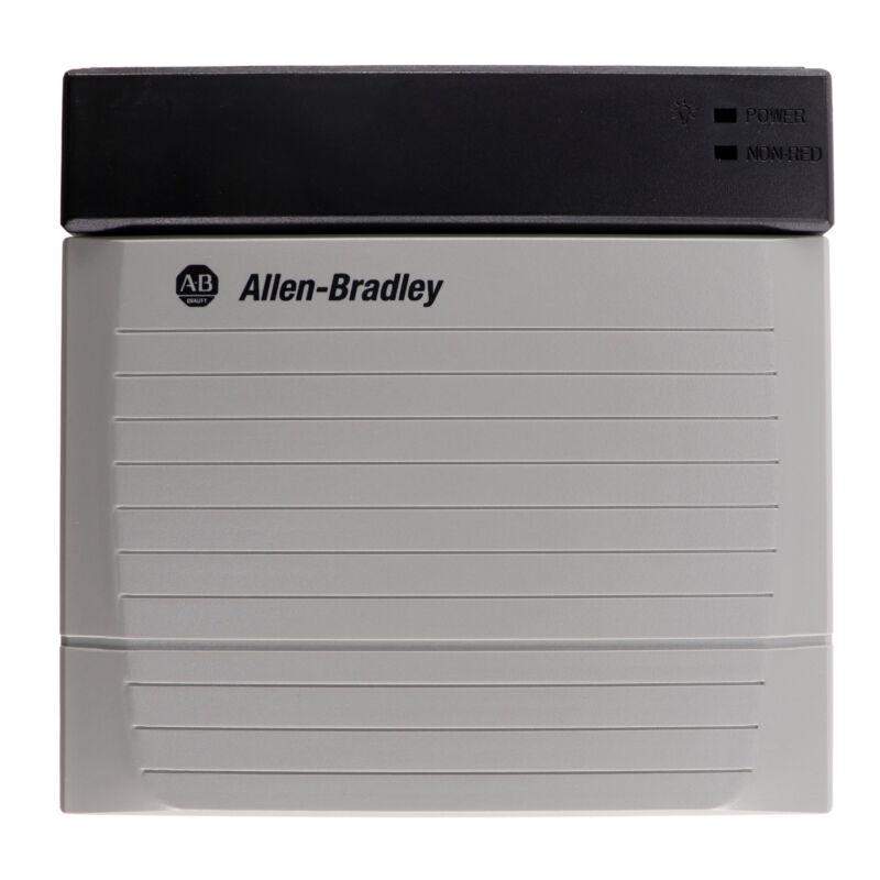 ALLEN BRADLEY 1756-PA75R REV. A CONTROLLOGIX REDUNDANT POWER SUPPLY MODULE