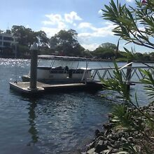 Pontoon boat for sale Surfers Paradise Gold Coast City Preview