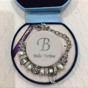Bella Perlina Pandora Style Bead Bracelet