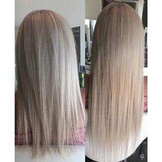 Hair extensions in sydney region nsw health fitness beauty russian microbead hair extensions itip copper bell pmusecretfo Images
