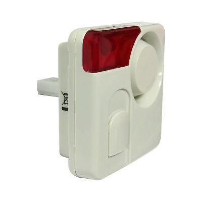 Telephone Tone Ringer Doorbell - Dencon Bell LED Flasher Light Indicator Bubble ()
