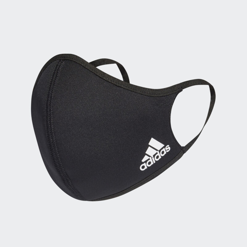 adidas Face Covers 3-Pack XS/S Men