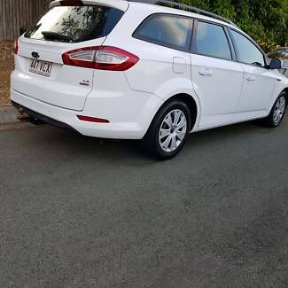 2k off 2011 Ford Mondeo Wagon Turbo Diesel MY12 Eight Mile Plains Brisbane South West Preview