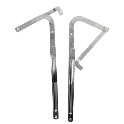 Attic Ladder Spreader Hinge Arms - MFG 2006 And Older - (Pair)