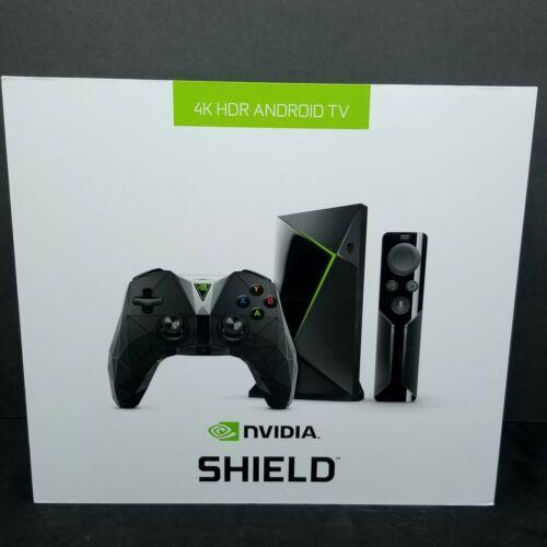 NVIDIA SHIELD TV 4K HDR Gaming Edition Game Controller 16Gb