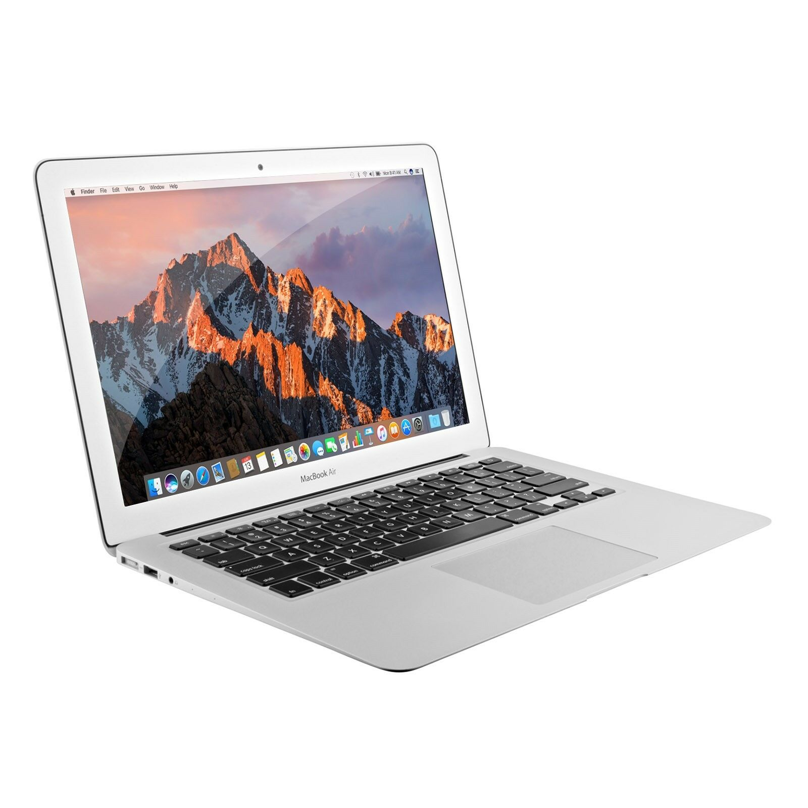 apple macbook air 13 1 3 ghz intel core i5 256gb ssd 4gb ddr3 ram md761ll a. Black Bedroom Furniture Sets. Home Design Ideas