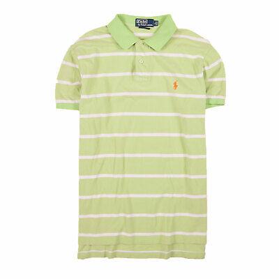 Ralph Lauren Herren Polo Poloshirt Shirt Gr.L Custom Gestreift Mehrfarbig 87504 online kaufen