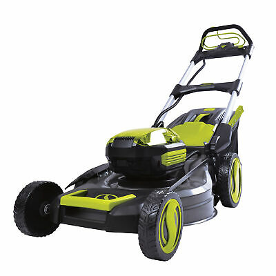 Sun Joe Lithium-iON Cordless Self Propelled Lawn Mower | Bat