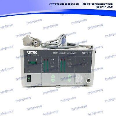 Karl Storz 264305 20 Endoscope Scb Electronic Endoflator With High Pressure Tube