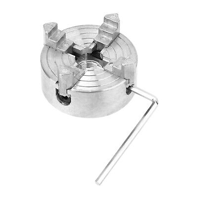 Mini Lathe Chuck Self Centering Drilling Machine Clamp Clamping Accessories