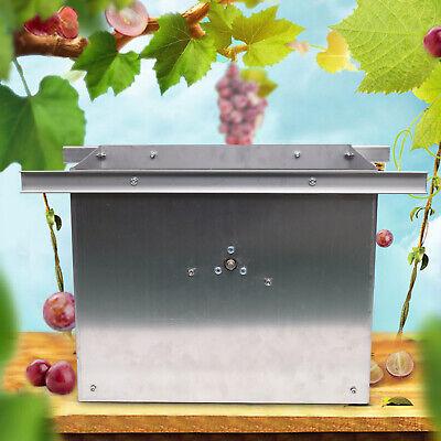 Trituradora de uva Equipo de elaboración de vino trituradora eléctrica 180R/M