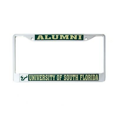 University Of Florida License Plate Frames - University of South Florida Alumni License Plate Frame