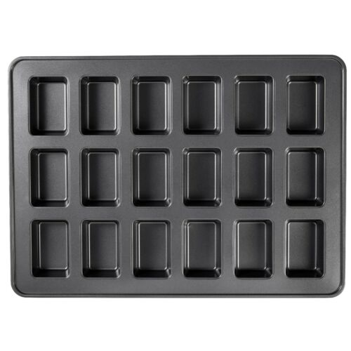 Wilton Mega Sized Mini Loaf Pan, 18 Cavities, 15 x 21 inches