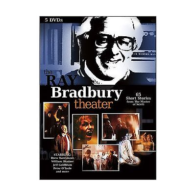 The Ray Bradbury Theater  The Complete Series Free Shipping