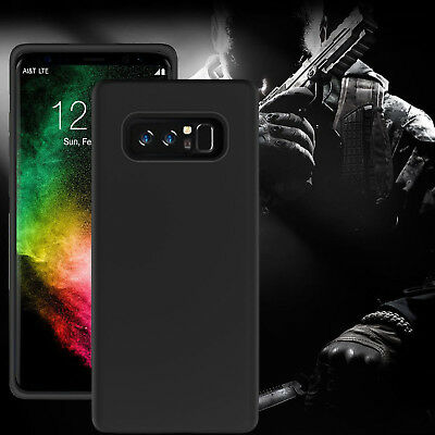 BEST Shockproof Protective SOFT-TOUCH Case For Samsung Galaxy Note 8 / S8 / (Best Case For Samsung Galaxy S8)