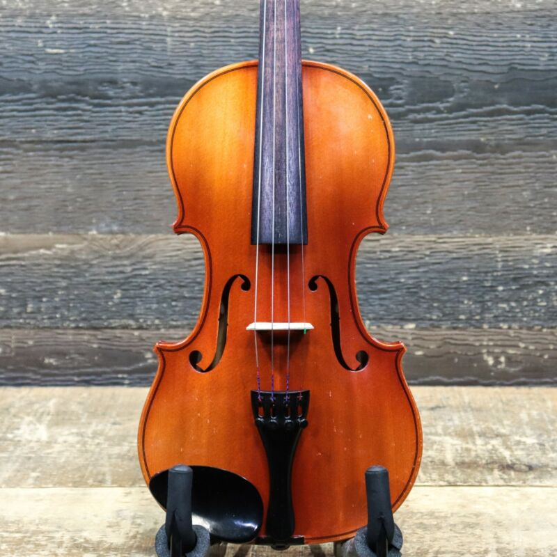 1985 Suzuki Violin Nagoya No. 220 4/4 Size Spruce Top Violin with Hardcase & Bow